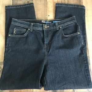 Style & Co. Blue Jeans Natural Fit - Short Petite